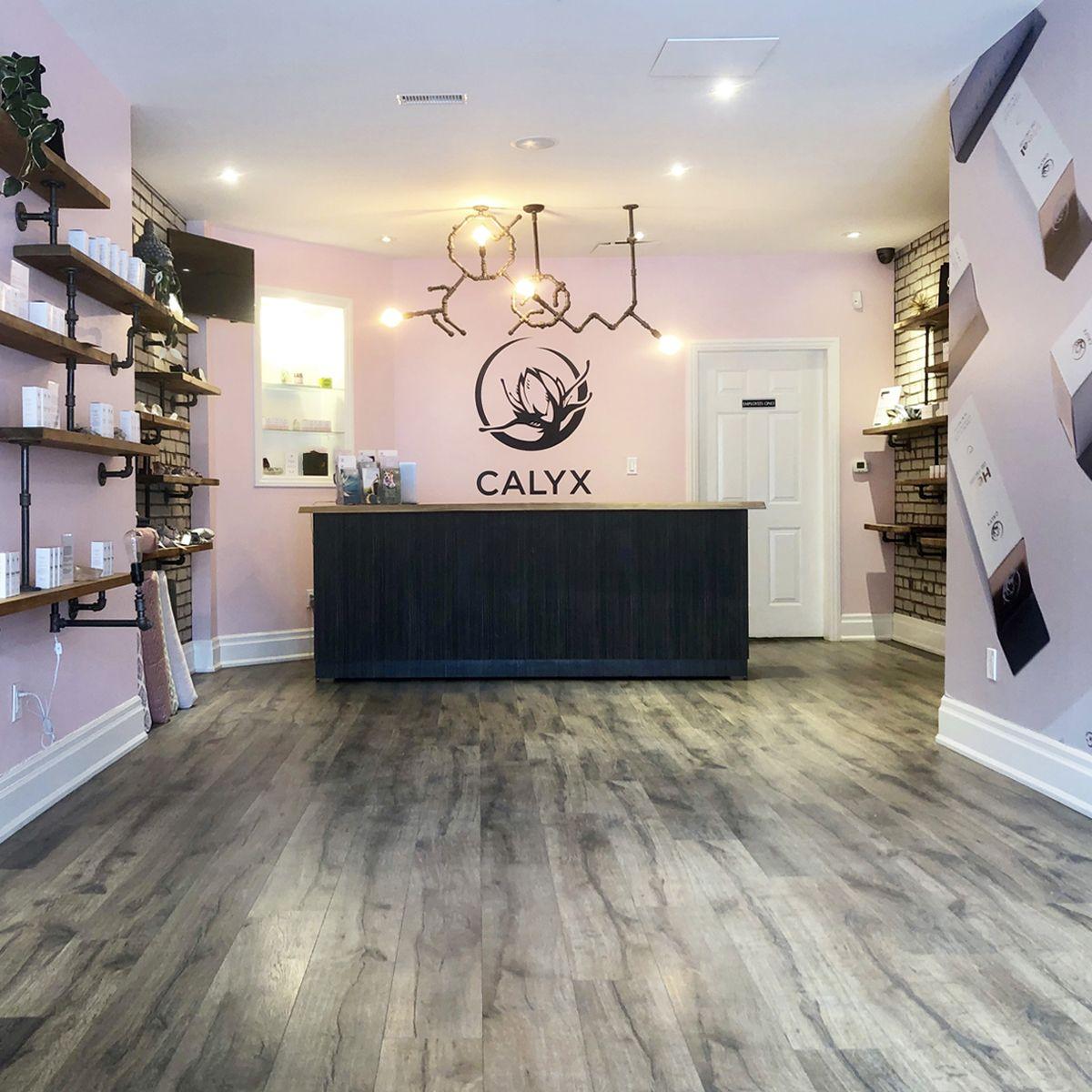 Inside a Calyx Location